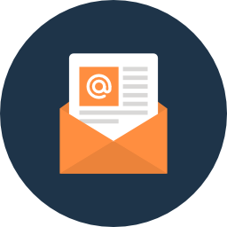 Email-Icon Cookies